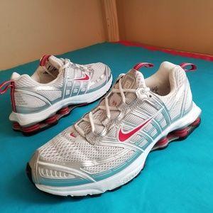 Women's Nike Shox size 10